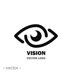 vision vector logo