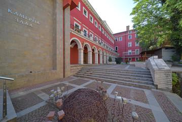 Chamber hall Plovdiv Bulgaria