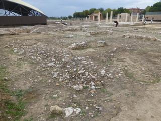 Alcala de Henares en Madrid ( España) Ciudad romana de Complutum
