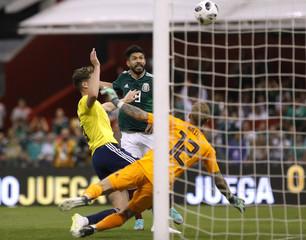 International Friendly - Mexico vs Scotland