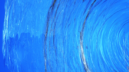 Beautiful clear water swirl ,whirl or spinning background.