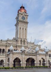 Sultan Abdul Samad Building in Kuala Lumpur, Malaysia