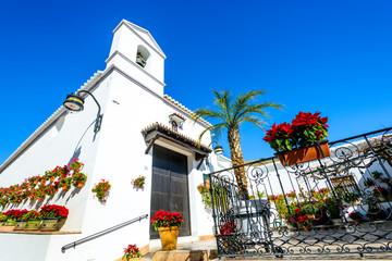 Iglesia de San Jose, La Viñuela, Andalusia, Spain