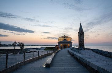 Madonna dell'Angelo, Caorle, Italien