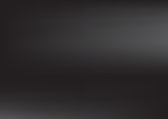 Dark Gray Black Gradient Blur Background