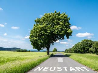 Landstraße, Neustart