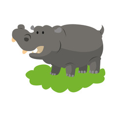 1-Animals wild boar icon