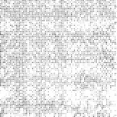 Halftone Background. Dotted Abstract Texture. Damaged Spotted Circles Pattern.