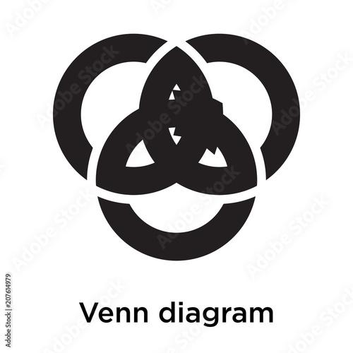 Venn diagram icon vector sign and symbol isolated on white venn diagram icon vector sign and symbol isolated on white background venn diagram logo concept ccuart Choice Image