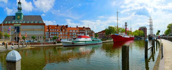 Emden im wunderschönen Ostfriesland