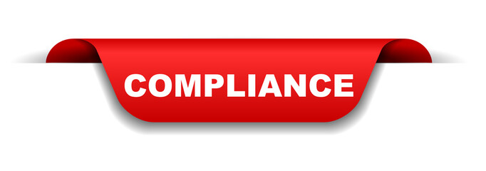 red banner compliance