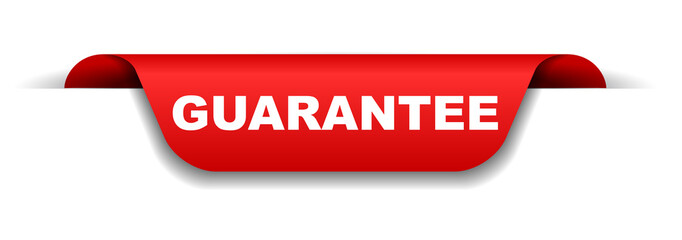 red banner guarantee