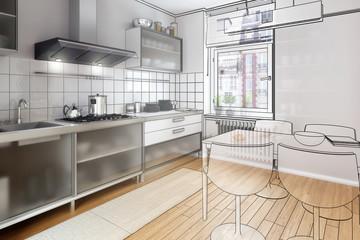 Renovierte Küche (Gestaltung))