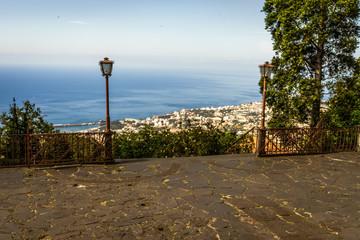 Blick auf Stadt Funchal, Madeira