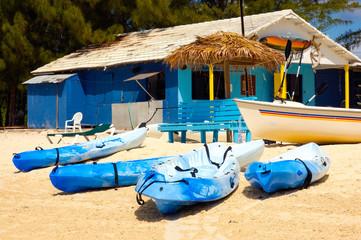 kayaks for rent on Grand Bahama