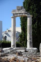 Ausgrabungen in Kos-Stadt