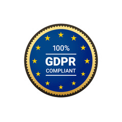 100% GDPR Compiliant