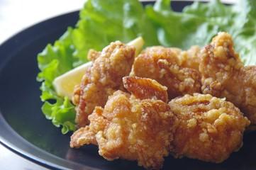 鶏の唐揚げ 家庭料理