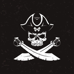 old pirate icon