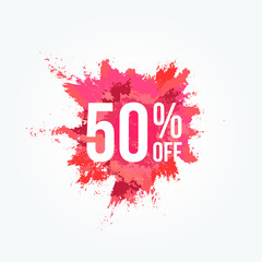50% Off Powder Stain Commercial