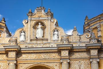 Antigua Guatemala, Iglesia La Merced