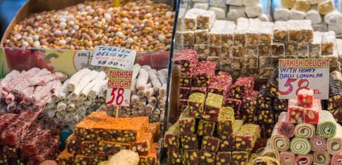 The Bazaar in Istanbul