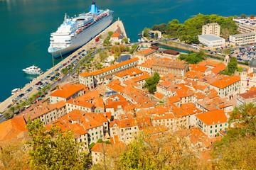 Ancient town Kotor, Montenegro