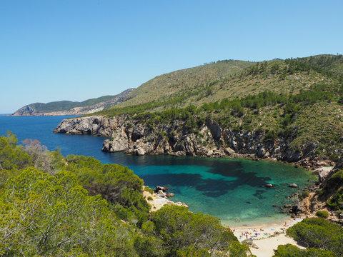 Traumbucht auf Ibiza