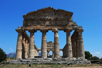 Paestum - Tempio di Athena