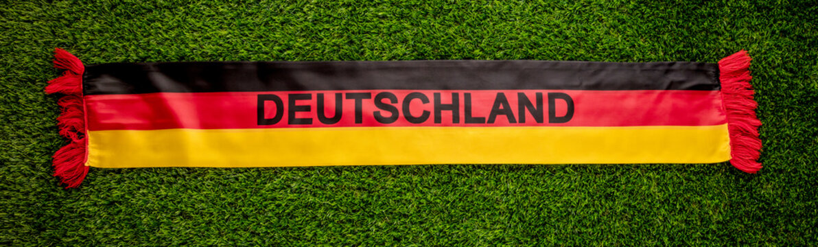 Deutschland Fussball fan Artikel