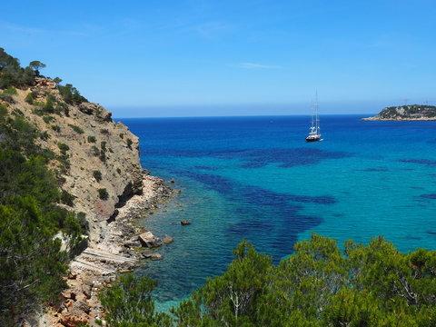Ibiza - Nordküste bei Portinatx