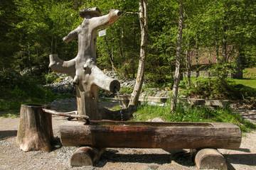 Wanderweg zum Duisitzkarsee, Steiermark, Start Eschachalm