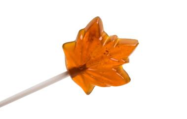 lollipop maple leaf
