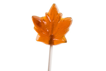 lollipop maple leaf