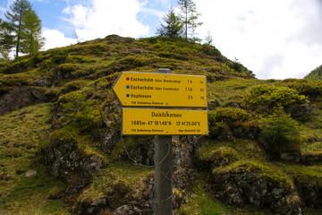 Duisitzkarsee, Steiermark, Österreich