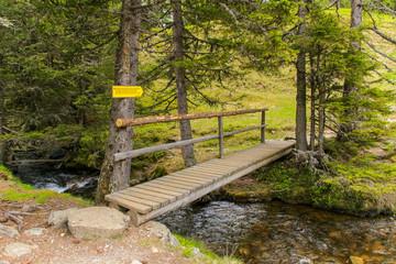 Wanderweg Duisitzkarsee, Steiermark, Austria