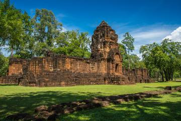 Mueang Sing Historical Park, Kanchanaburi Thailand