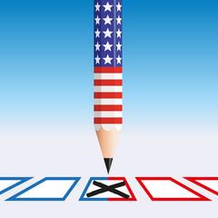 élection - états-unis - présidentielle - 2018 - américaine - états unis - sénat - congrès - voter