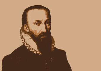 Ambroise Paré - médecine - portrait - personnage célèbre - médecin - chirurgien - hôpital