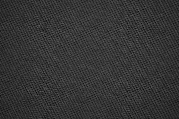 black fabric cloth textured background