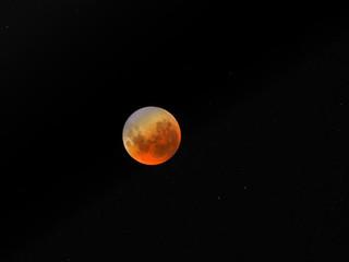 Super blue blood moon of 2018