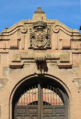 Cárcel vieja de Murcia, España