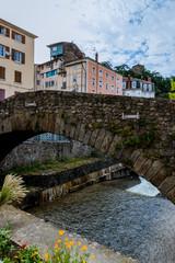 Le vieux pont Valgelas à Annonay