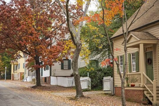 Old Salem Fall
