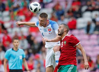 International Friendly - Morocco vs Slovakia