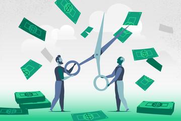 Tagli su tasse e costo della vita