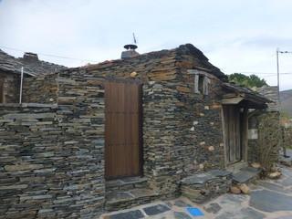 Campillo de Ranas, pueblo de Guadalajara ( Castilla la Mancha, España)
