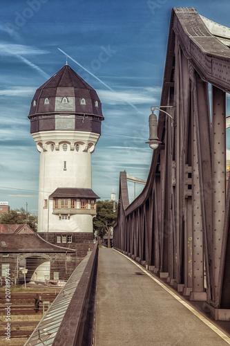 Brücke Dornheimer Weg