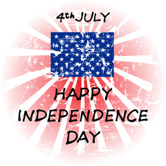 Happy Independence Day, July 4th