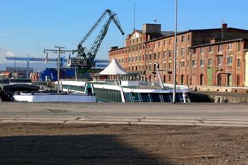 Mainz Customs Port